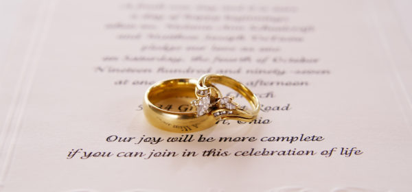 Wedding Invitations-You Are Cordially Invited…